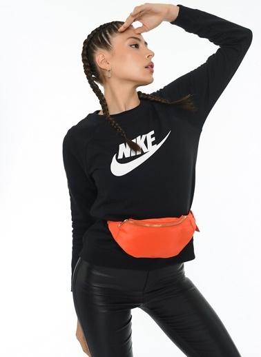 Nike Nike Sportswear Essential Yünlü Sweatshirt Siyah